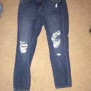Bullhead denim boyfriend jeans